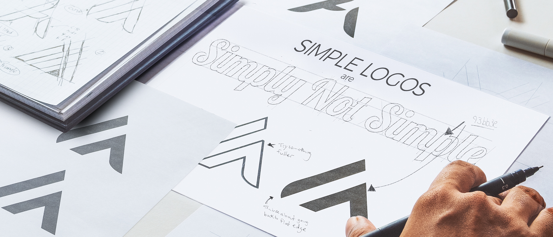 Simple Logos Are Simply Not Simple
